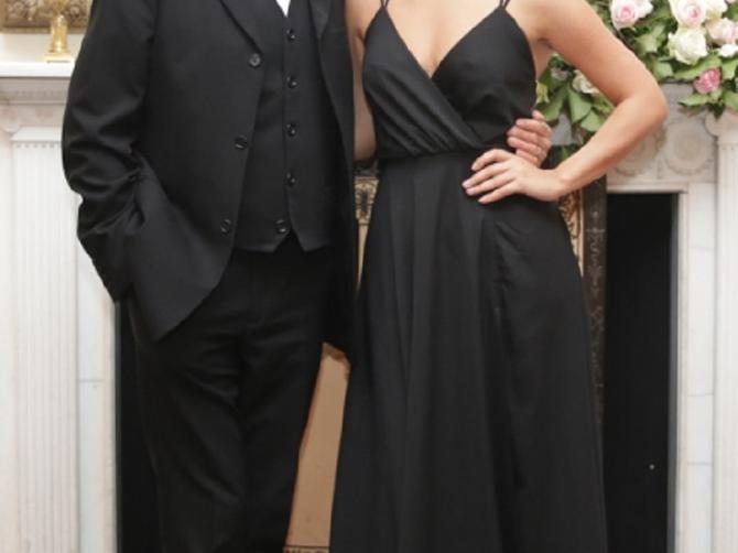 Ovi parovi su privukli najviše pažnje na Belom dvoru: Supruga legendarnog pevača se pojavila BEZ BRUSA!