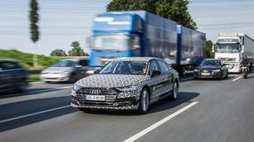 Audi AI - Pilot do jazdy w korkach