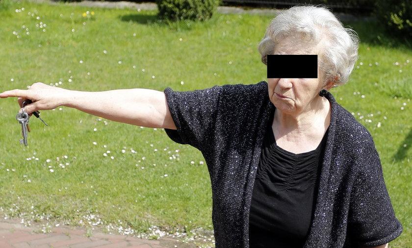 Będzin. Sąsiadka zaatakował sąsiadkę bronią gazową