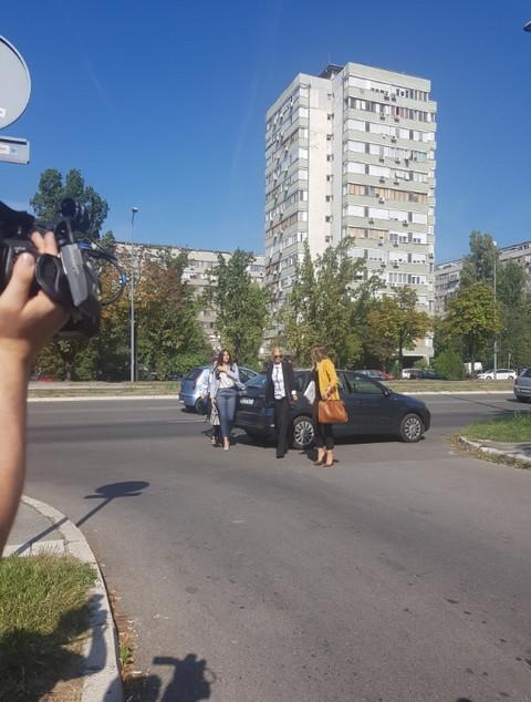 Nataša Bekvalac stigla na suđenje, a onda usledio šok: Srela se sa Lukom Lazukićem!