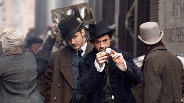 """Sherlock Holmes"": kadr z filmu"