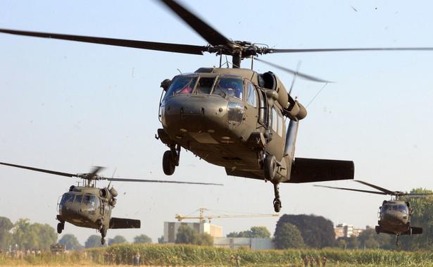 Śmigłowce Black Hawk