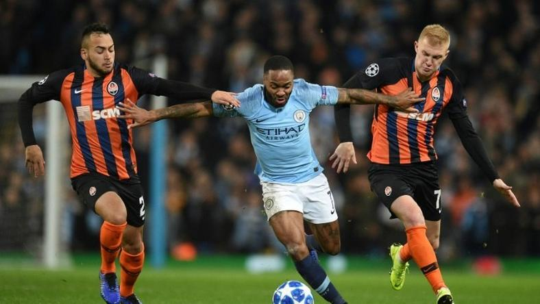 Raheem Sterling signed a bumper new contract with Manchester City