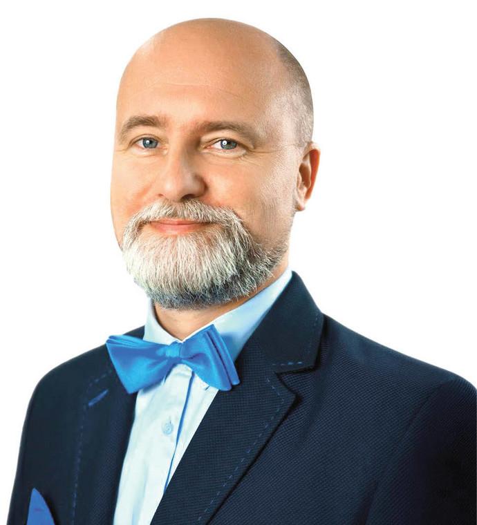 Przemysław Korcz, burmistrz Ustronia