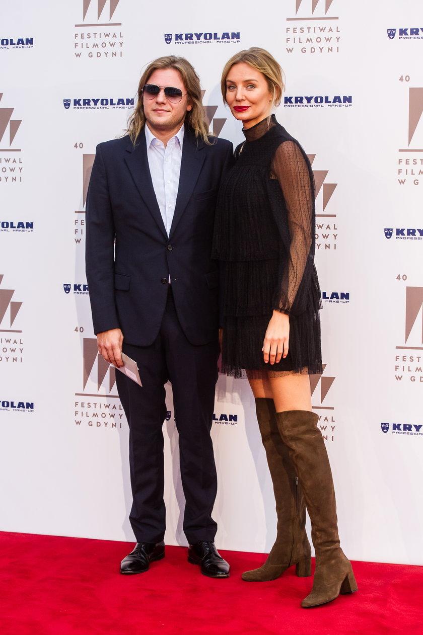 Piotr Wozniak - Starak oraz Agnieszka Szulim
