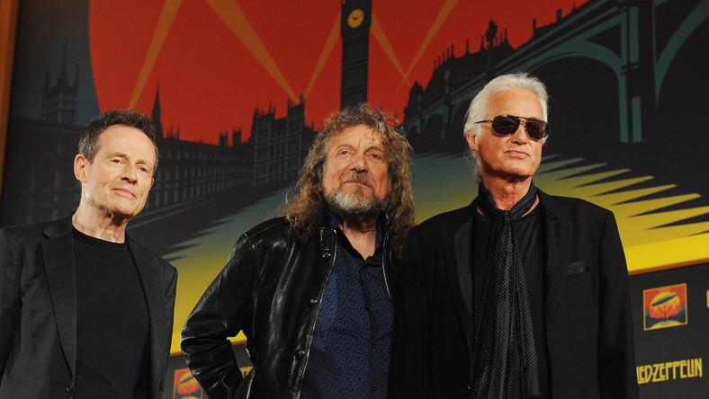 Robert Plant i Jimmy Page mają kłopoty?