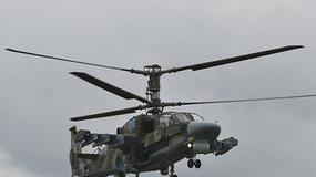 Rosyjski śmigłowiec ostrzelał widownię w trakcie manewrów Zapad-17