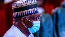 President Muhammadu Buhari's Chief of Staff, Prof. Ibrahim Gambari [Twitter/@AmbAgboolaG]