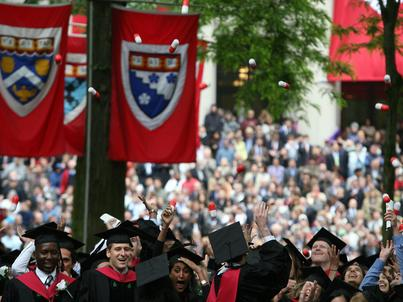 Uniwersytet Harvarda to najlepsza uczelnia na świecie