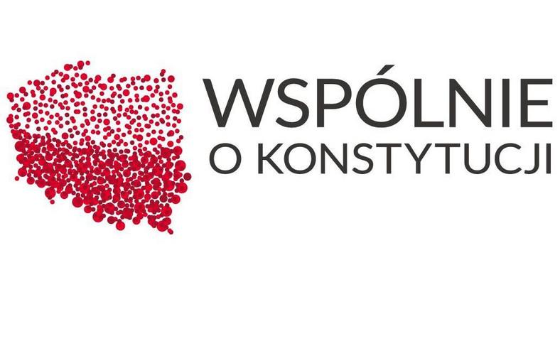 Logo akcji Wspólnie o Kostytucji