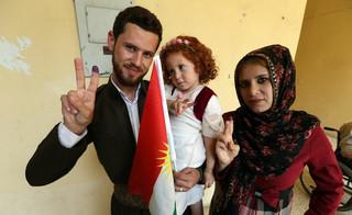 Irak i Kurdowie potępili bombardowanie Sindżaru przez Turcję