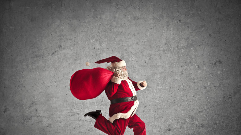 Napad na lombard; jeden ze sprawców był w stroju św. Mikołaja