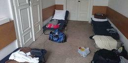 Tak funkcjonariusze mieszkali na ŚDM