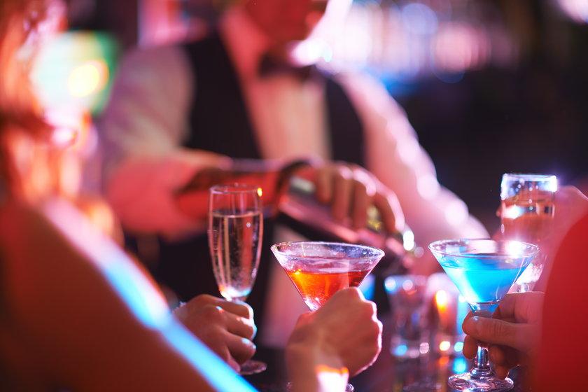 Spożycie alkoholu ma duży związek z zachorowaniem na raka