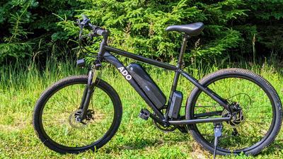 E-Mountainbike Ado A26 für 850 Euro im Test: Großer Akku, starker Motor