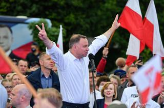 Czeskie media: Duda być może zechce sięgnąć po przywództwo na prawicy