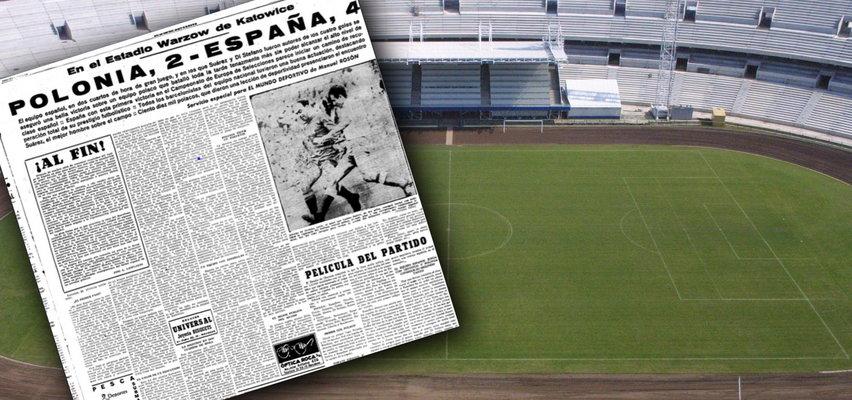 Hiszpanie rozbili Polaków na Stadionie Śląskim. A potem zrobili coś, co zszokowało świat