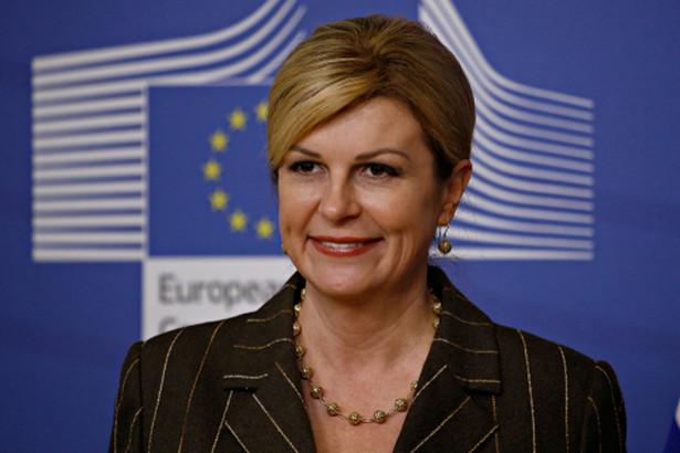 Obecna chorwacka prezydent Kolinda Grabar-Kitarović na początku wyborczego wyścigu była pewnym faworytem do reelekcji