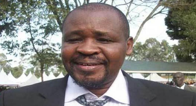 Acting KUPPET Secretary General Moses Nthurima