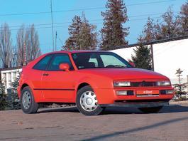 Volkswagen Corrado 2.0 – ładny wygląd, słaby silnik (z archiwum Auto Świata)