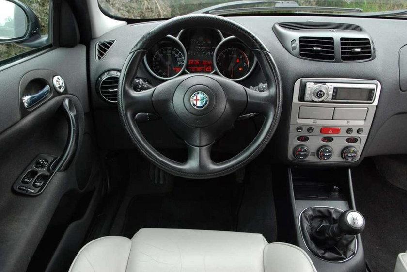 Alfa Romeo 147, auto, samochód,