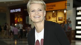 """Małgorzata Kożuchowska na promocji książki """"Druga szansa"""""""