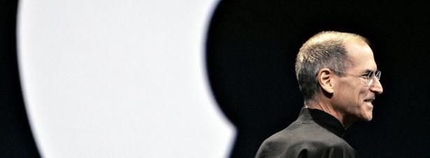 Steve Jobs szef Apple Inc.