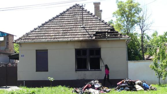 Kuća u kojoj se odigrao užas