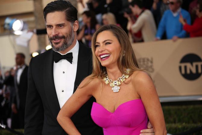 Sofija Vergara i njen suprug Džo Maganijelo na dodeli SAG nagrada pre četiri godine u Los Anđelesu