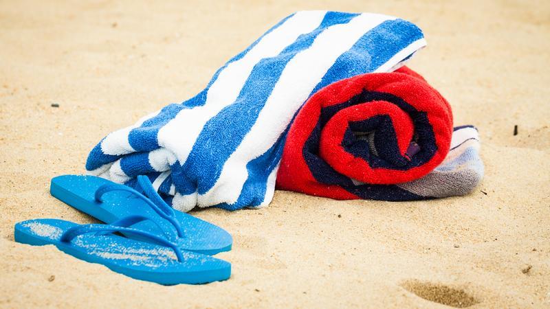 W Opolu można odpocząć na plaży nad Odrą