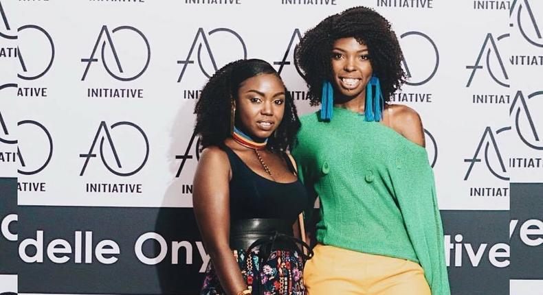 Patricia Kihoro and Adelle Onyango (Instagram)