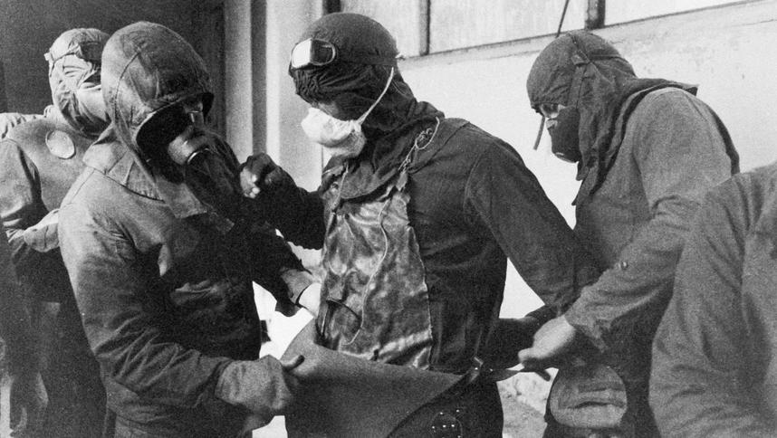 Tjernobyl redningsoperasjon