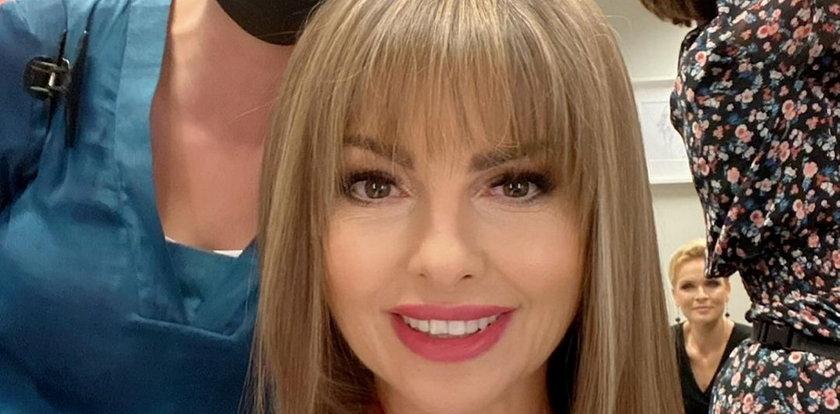 Beata Chmielowska-Olech zaszalała z fryzurą! Fani porównują ją do światowych gwiazd!