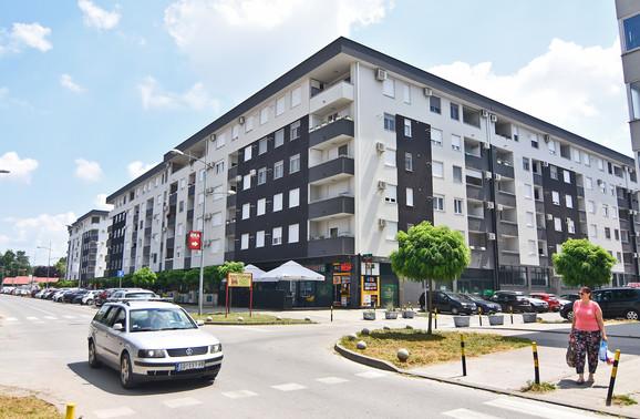 Bobar gradnja stambeni kompleksi