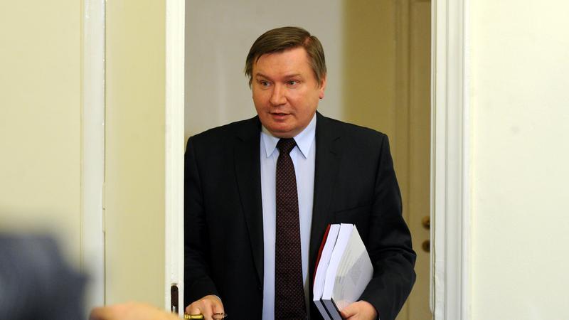 Jerzy Miller, fot. PAP/Grzegorz Jakubowski