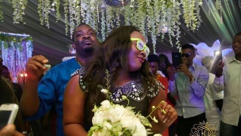 Don Jazzy walking down the aisle soon?