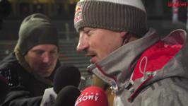 Adam Małysz: nie wiem, czy rywale będą mieli szansę wygrać ze Stochem