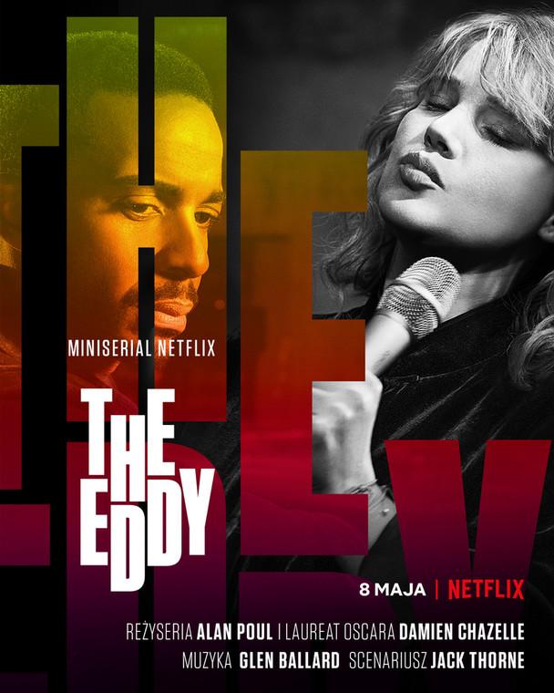 The Eddy - plakat serialu Netflix
