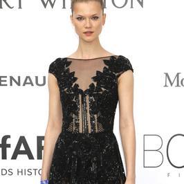 Kasia Struss w Cannes. Jak się prezentowała?