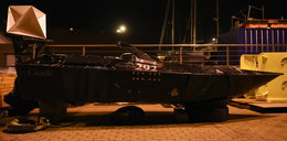 Rybacy wyłowili z morza wojskowy tajny sprzęt. On nie jest polski!