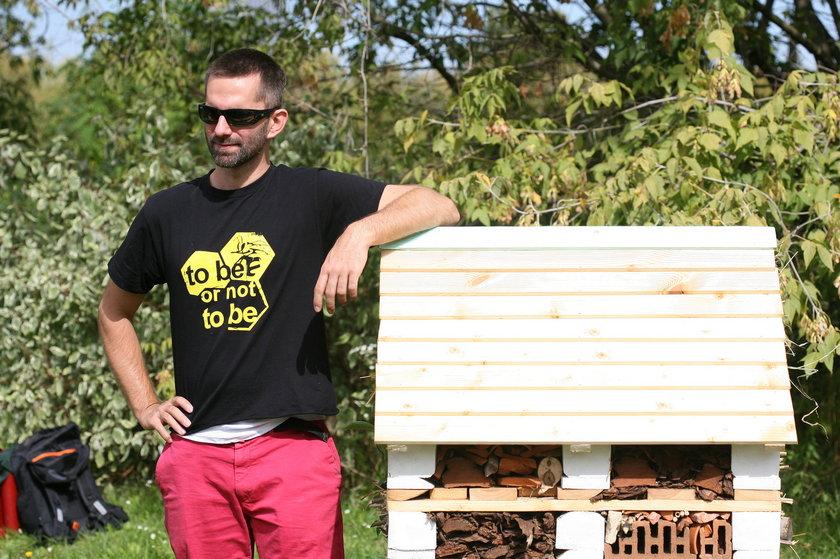 Marcin Bosak Adoptuj pszczołę