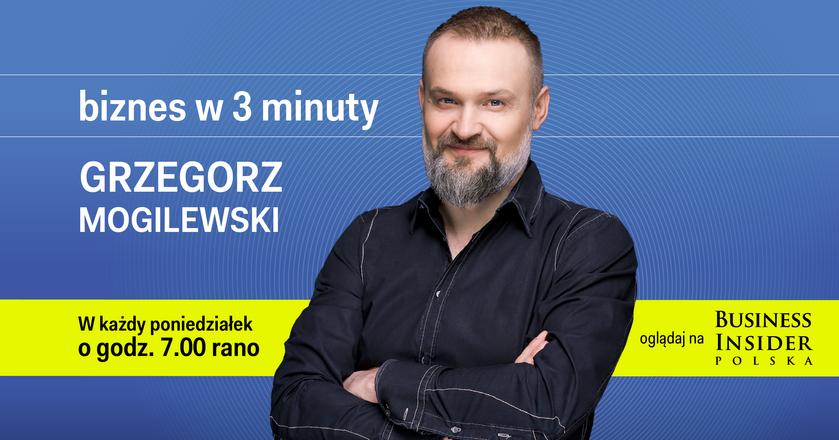 """""""Biznes w 3 minuty"""" - nowy program Business Insider Polska [PREMIERA] Odcinek 1"""