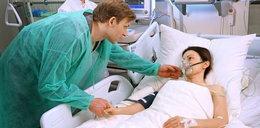 """Dramat w """"Barwach szczęścia"""". Kasia trafi do szpitala. Może umrzeć!"""