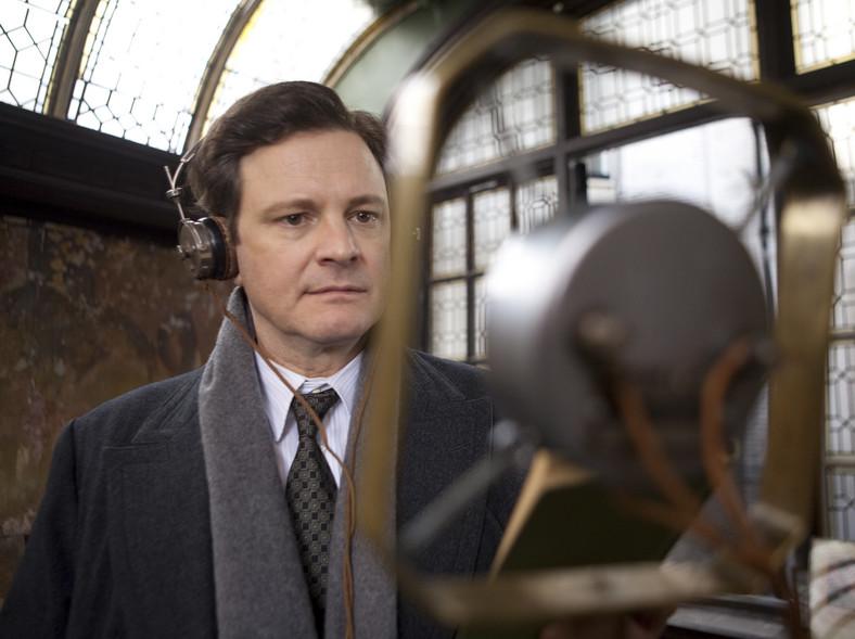 """Colin Firth – najlepszy aktor w filmie """"Jak zostać królem"""""""