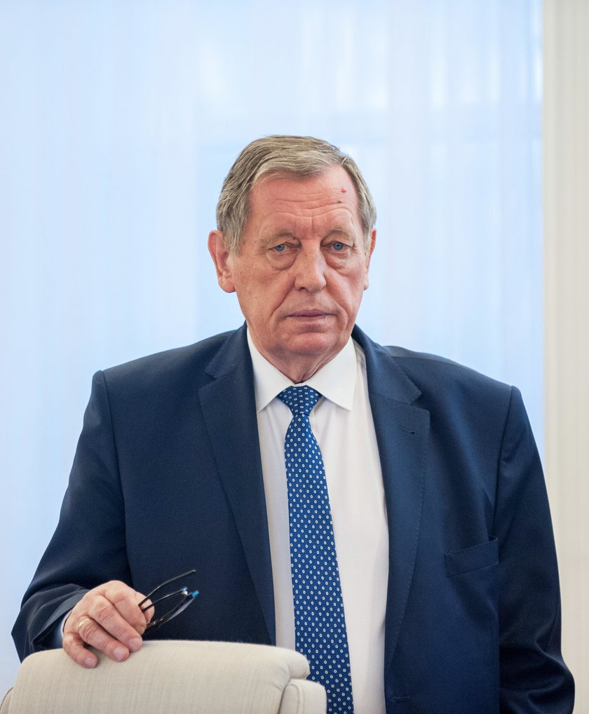 Jan Szyszko, minister środowiska
