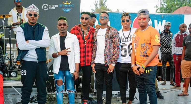 Two of Alkiba's signees Cheed and Killy call it quits from Kings Music Records