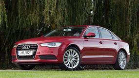 Audi do naprawy. Także sprzed niemal dekady
