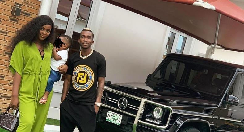 Henry Onyekuru is set to wed his girlfriend (Instagram/Henry Onyekuru)