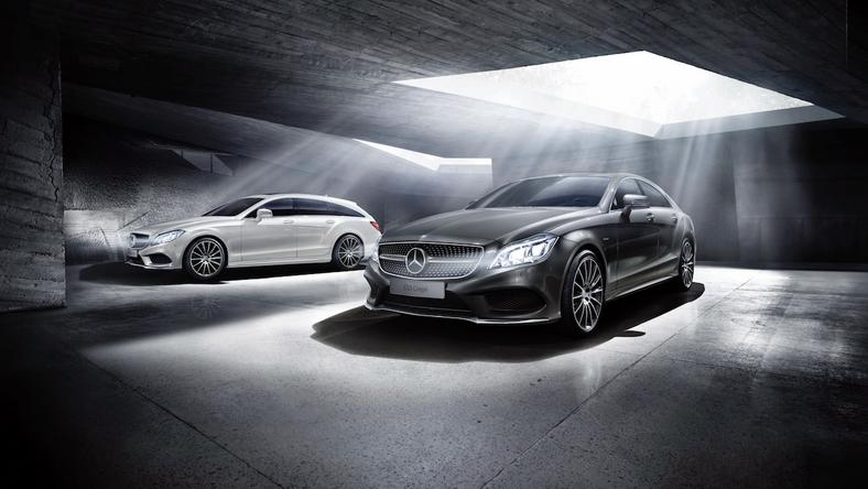 Mercedes CLS i CLS Shooting Brake Final Edition