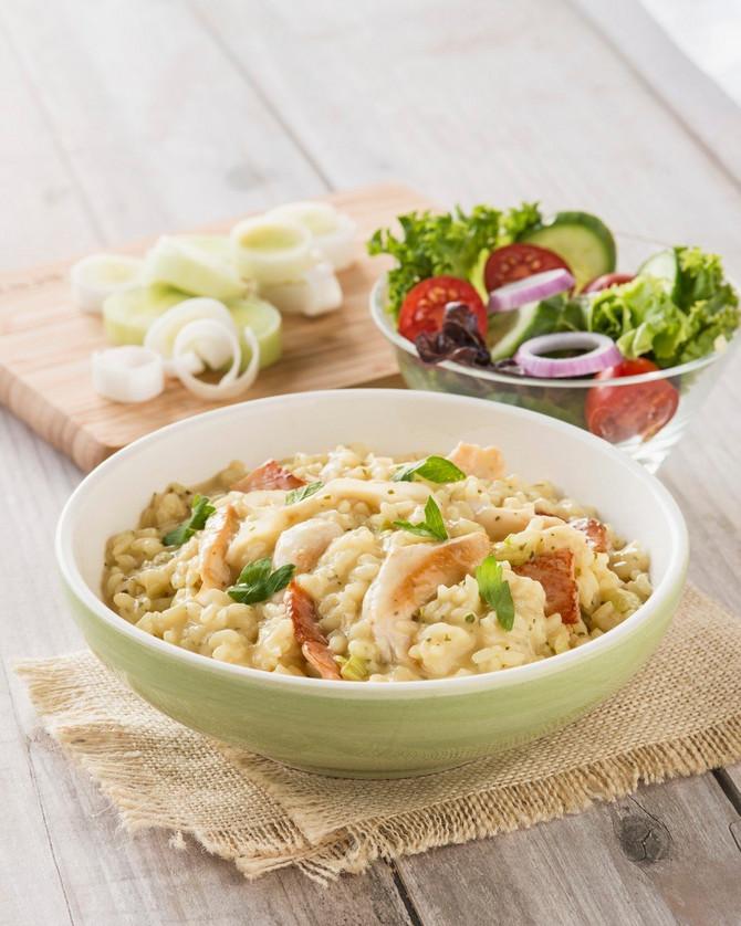 Umesto pirinča možete da koristite i ječam, podjednako je ukusno